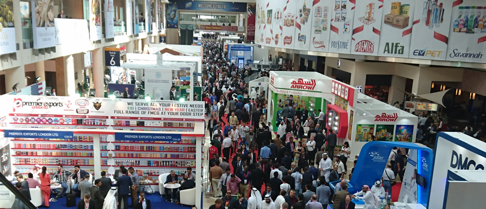 Globcex at Gulfood